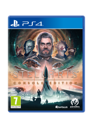 Stellaris - Console Edition - Playstation 4