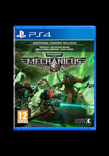 Warhammer 40K - Mechanicus - Playstation 4