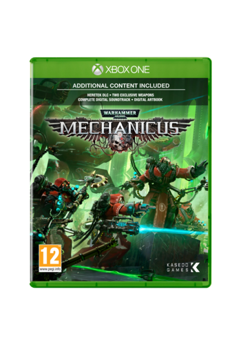 Warhammer 40K - Mechanicus - Xbox One