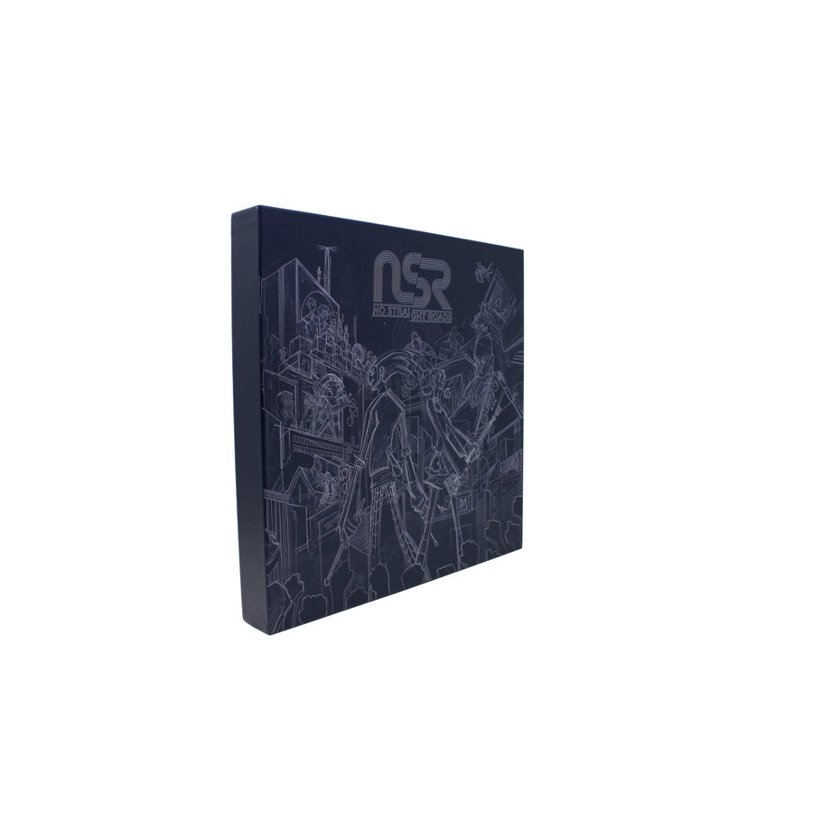 No Straight Roads Collector's Edition - Playstation 4