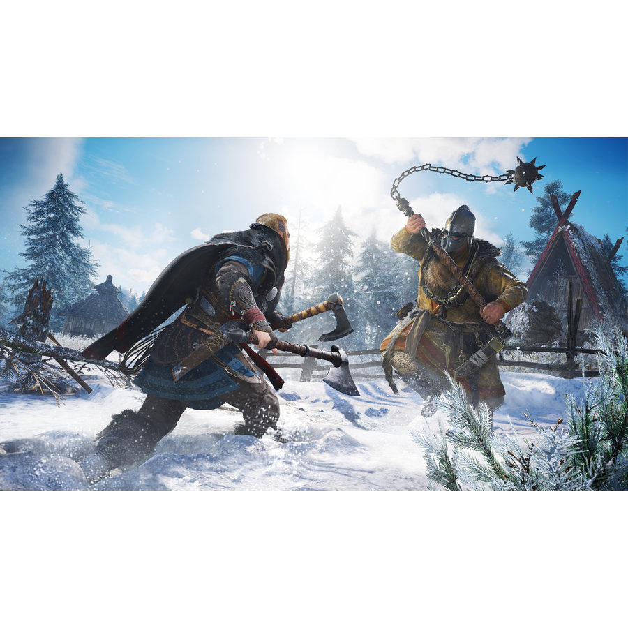 Assassin's Creed Valhalla Ultimate edition + Pre-order DLC - Xbox One
