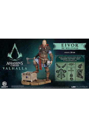 Assassin's Creed Valhalla: Eivor - De wolfskus