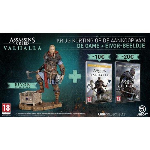 Assassin's Creed Valhalla Ultimate edition bundel + Pre-order DLC - Playstation 4