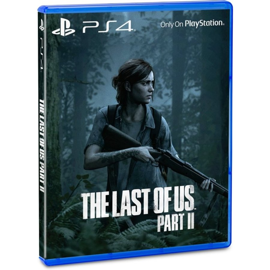 The Last of Us Part 2: Day One Edition - Playstation 4