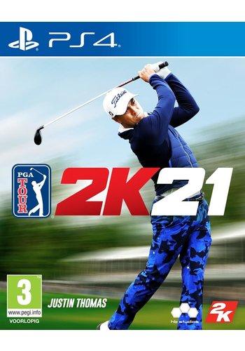 PGA Tour 2K21 + Pre-order bonus - Playstation 4