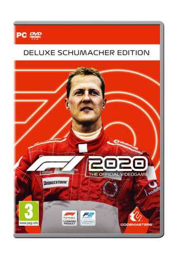 F1 2020 - Deluxe Schumacher Edition - PC