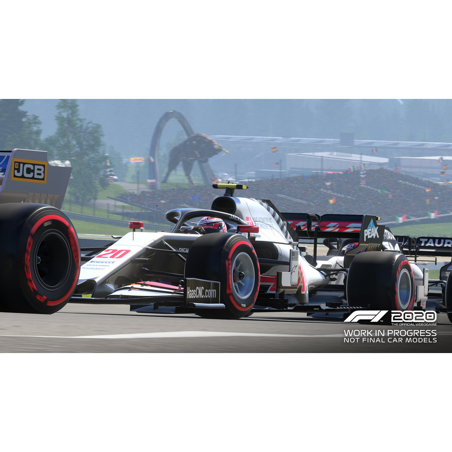 F1 2020 - Deluxe Schumacher Edition - Playstation 4