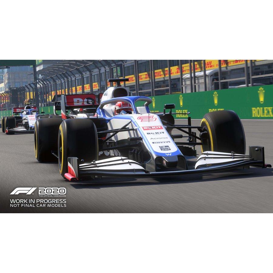 F1 2020 - F1 Seventy Edition - Xbox One