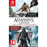 Assassin's Creed - the Rebel Collection - Nintendo Switch
