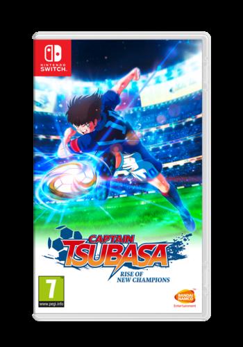 Captain Tsubasa: Rise of New Champions + Pre-order bonus - Nintendo Switch