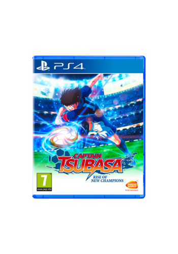 Captain Tsubasa: Rise of New Champions + Pre-order bonus - Playstation 4