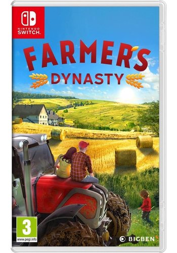 Farmer's Dynasty - Nintendo Switch
