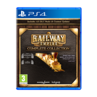Railway Empire Complete Collection - Playstation 4