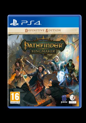 Pathfinder - Kingmaker Definitive Edition - Playstation 4