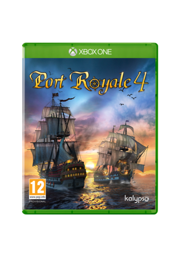 Port Royale 4 - Xbox One