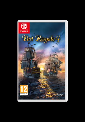 Port Royale 4 - Nintendo Switch