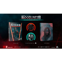 Vampire:The Masquerade Bloodlines 2 - Unsanctioned Edition (Steelbook) - Playstation 4
