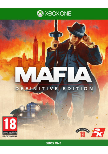Mafia Definitive Editon + Pre-order Bonus - Xbox One