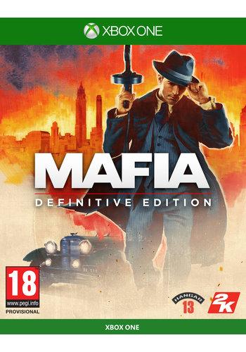 Mafia Definitive Editon - Xbox One