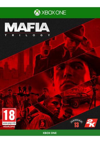 Mafia Trilogy + Pre-order bonus - Xbox One