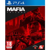 Mafia Trilogy + Pre-order bonus - Playstation 4