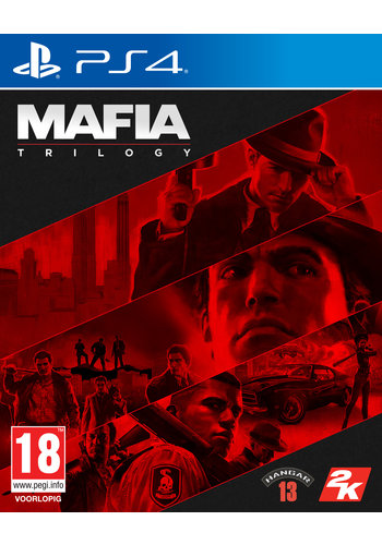 Mafia Trilogy + Pre-order bonus - Playstation 4