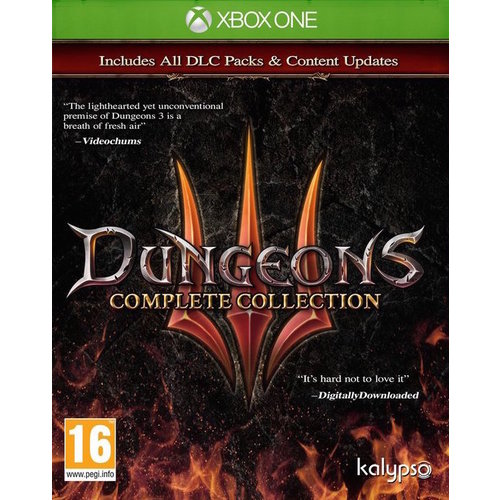 Dungeons III - Complete Edition - Xbox One