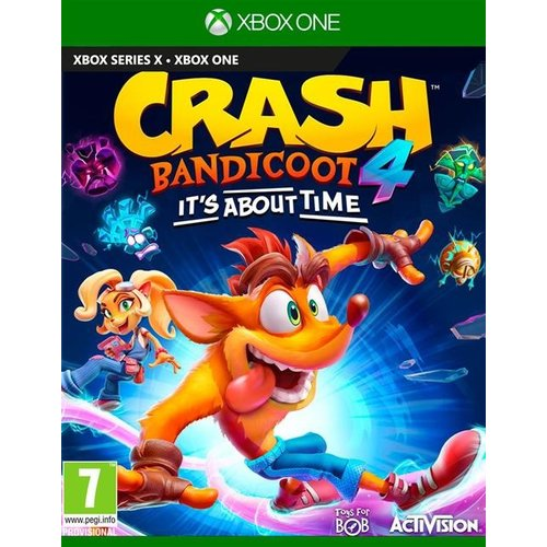 Crash Bandicoot 4 - It's About Time - Xbox One