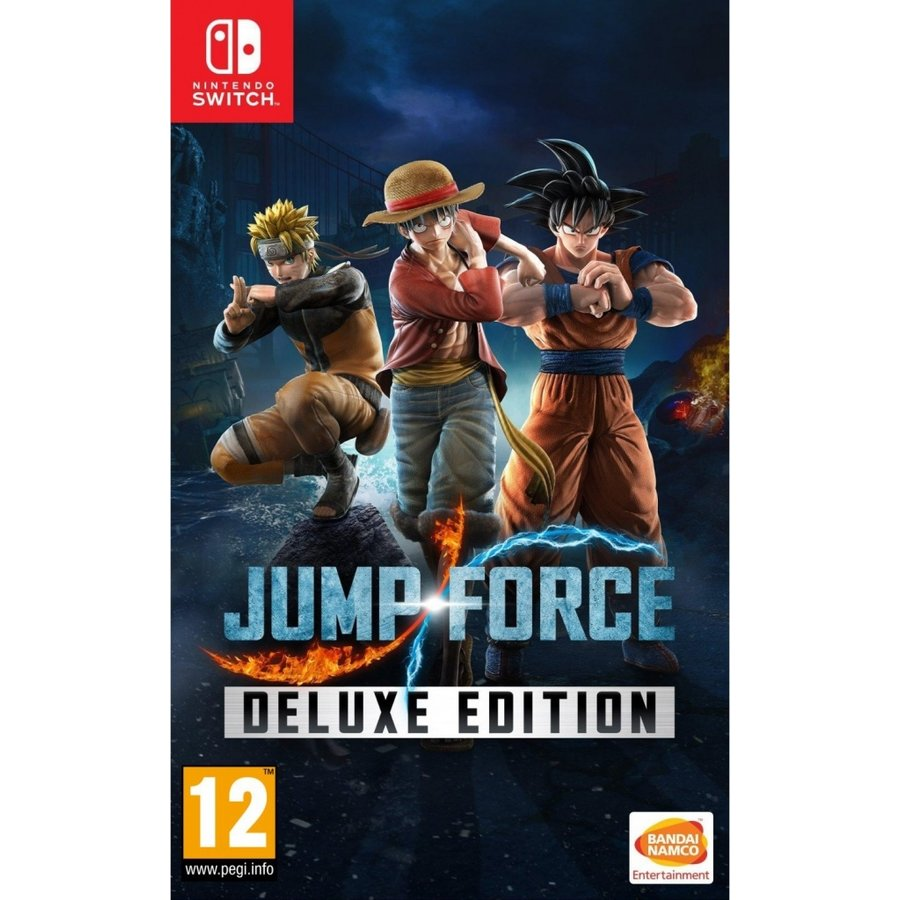 Jump Force - Deluxe Edition - Nintendo Switch