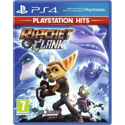 Ratchet and Clank PS4 Hits - Playstation 4