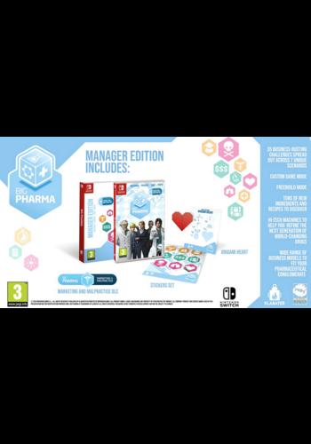 Big Pharma - Manager Edition - Nintendo Switch
