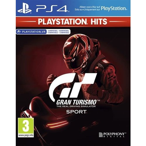 Gran Turismo Sport PS4 Hits - Playstation 4