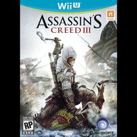 Assassin's Creed III - Nintendo WiiU