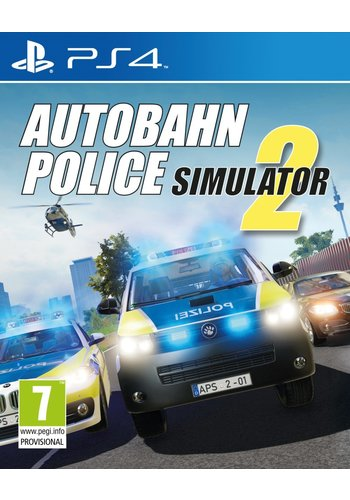 Autobahn Police Simulator 2 - Playstation 4