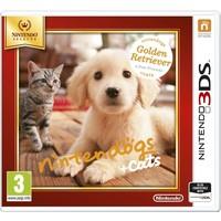 Nintendogs + Cats: Golden Retriever & Nieuwe Vrienden - Nintendo 3DS