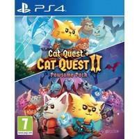 Cat Quest + Cat Quest 2 - Pawsome Pack - Playstation 4