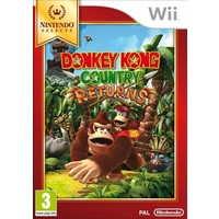 Donkey Kong Country Returns - Nintendo Wii