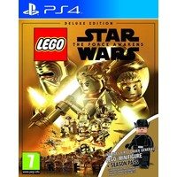 LEGO Star Wars: The Force Awakens - Limited Deluxe Edition - Playstation 4