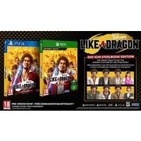 Yakuza: Like A Dragon - Day Ichi Edition - Playstation 4