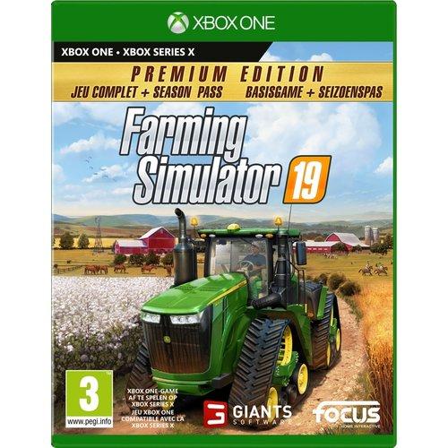 Farming Simulator 19 Premium Edition - Xbox One