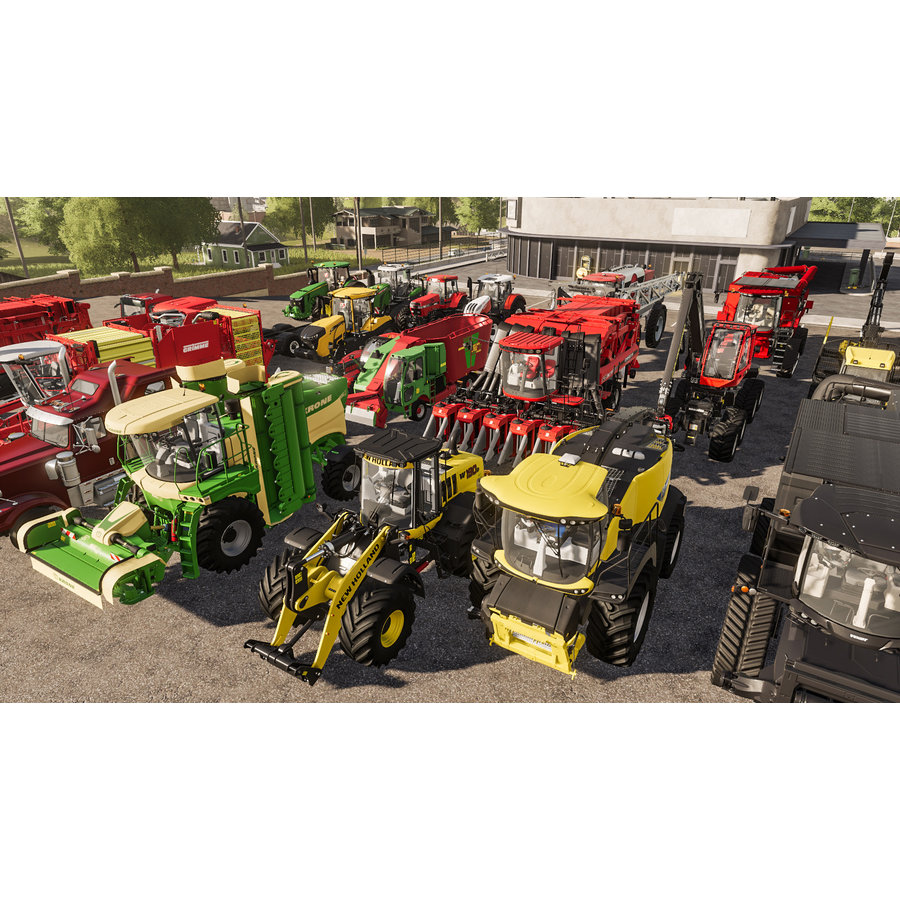Farming Simulator 19 Premium Edition - PC