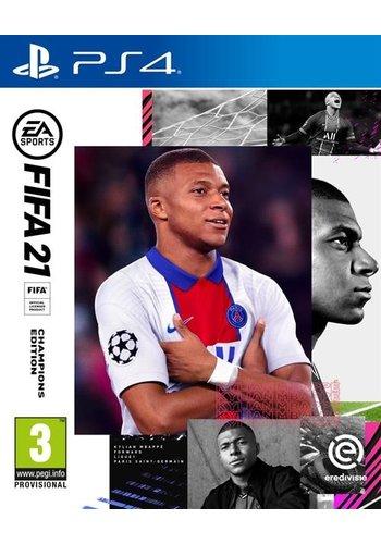 FIFA 21 Champions Edition + DLC - Playstation 4