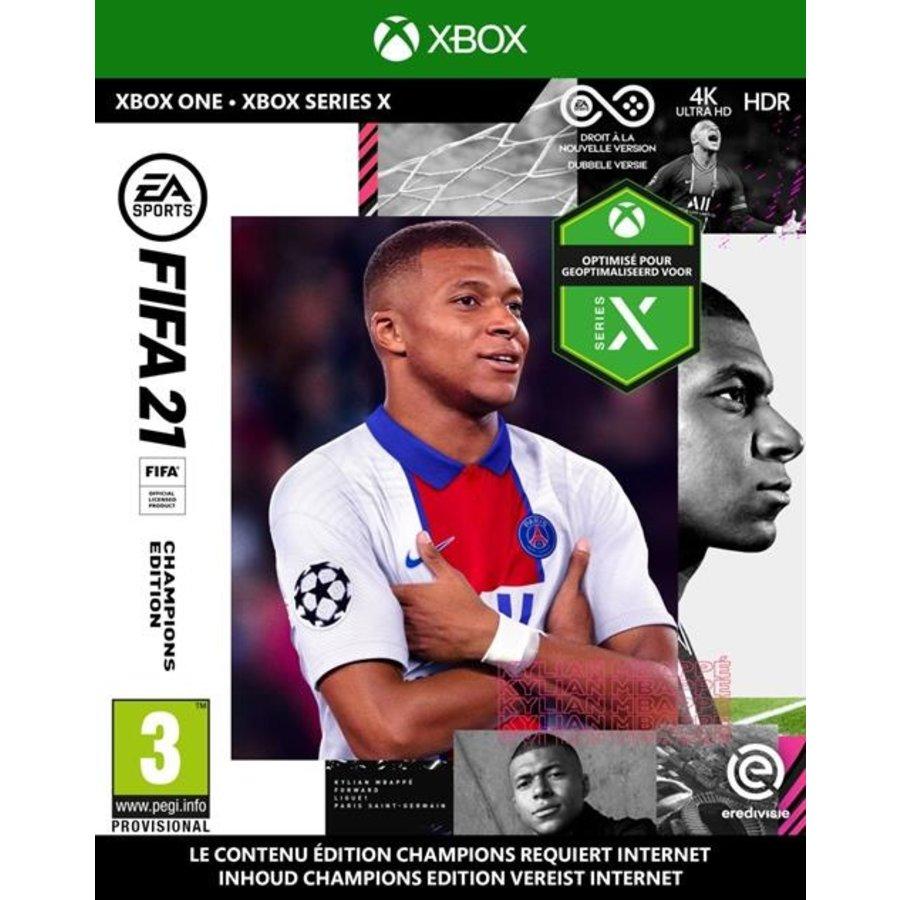 FIFA 21 Champions Edition + DLC - Xbox One
