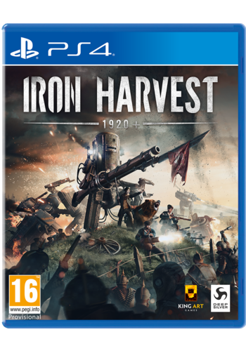 Iron Harvest - Playstation 4