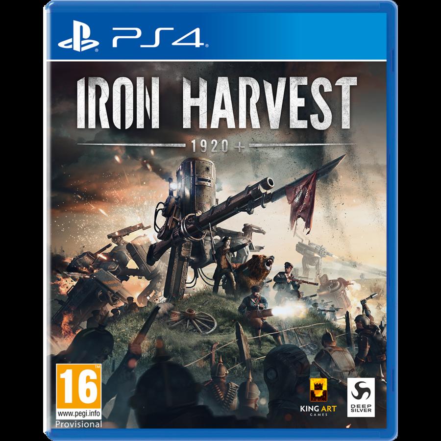 Iron Harvest - Playstation 4