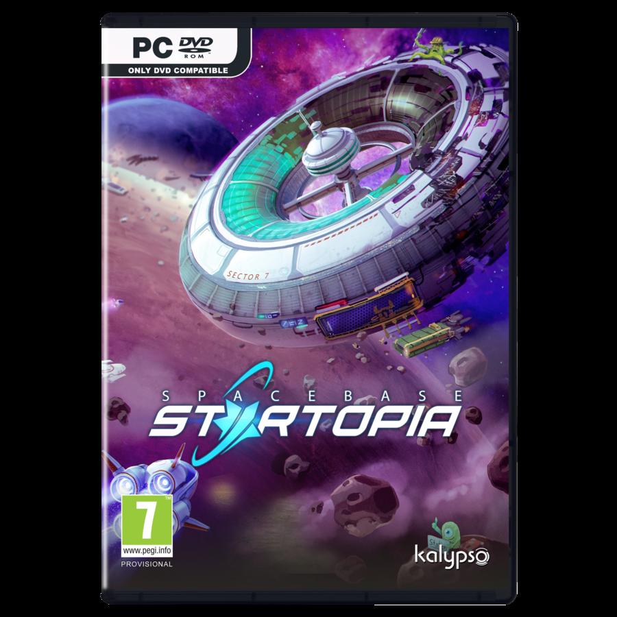 Spacebase Startopia - PC