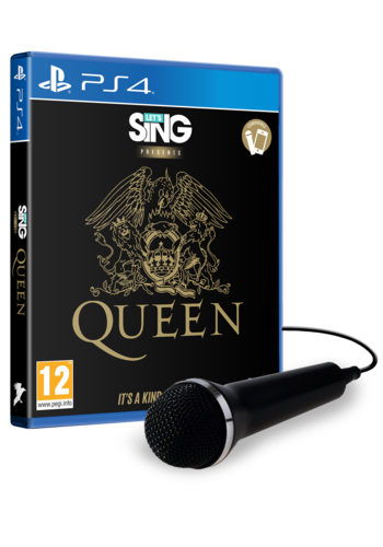 Let's Sing Queen - Playstation 4