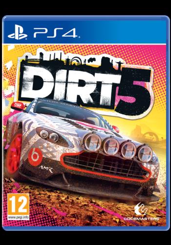 DIRT 5 - Playstation 4
