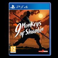 9 Monkeys of Shaolin - Playstation 4