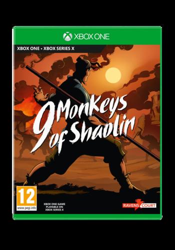 9 Monkeys of Shaolin - Xbox One